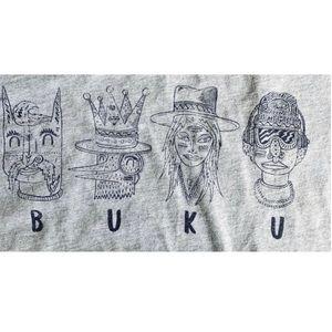 BUKU Music + Art Project festival graphic tee . XL